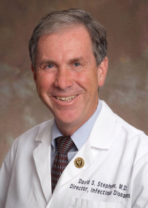 David S. Stephens, MD