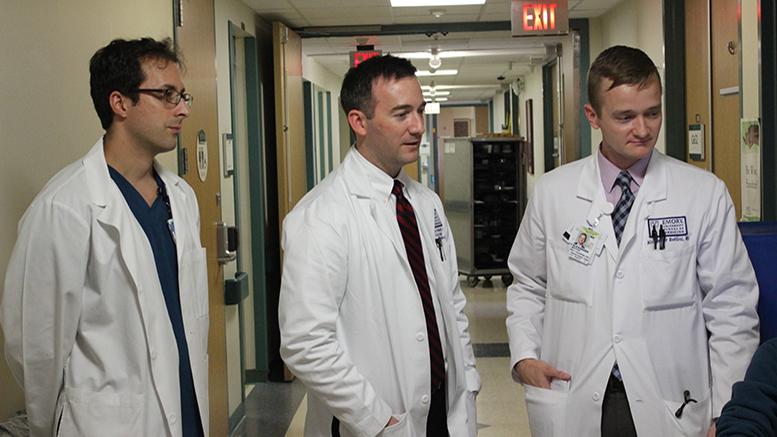 Internal medicine residency training at Emory University