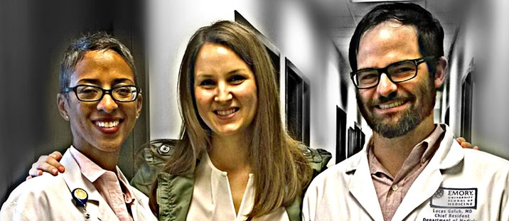 EmoryIMResidents match to fellowships across the country