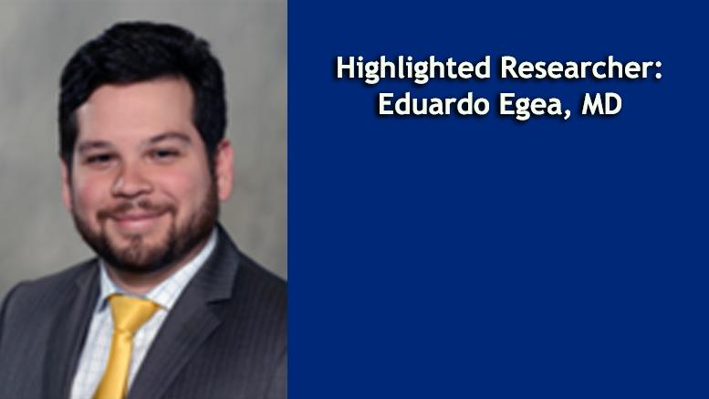 Featured Researcher: Eduardo Egea - Emory Daily Pulse