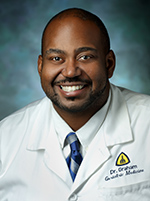 Antonio Graham, MD