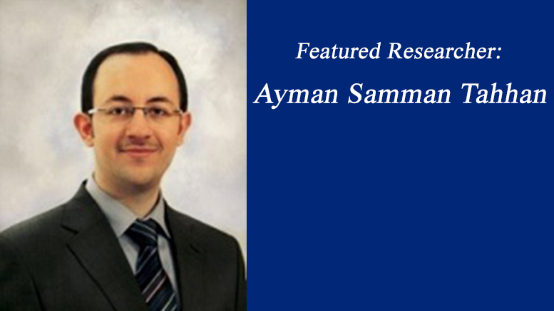 Featured Researcher