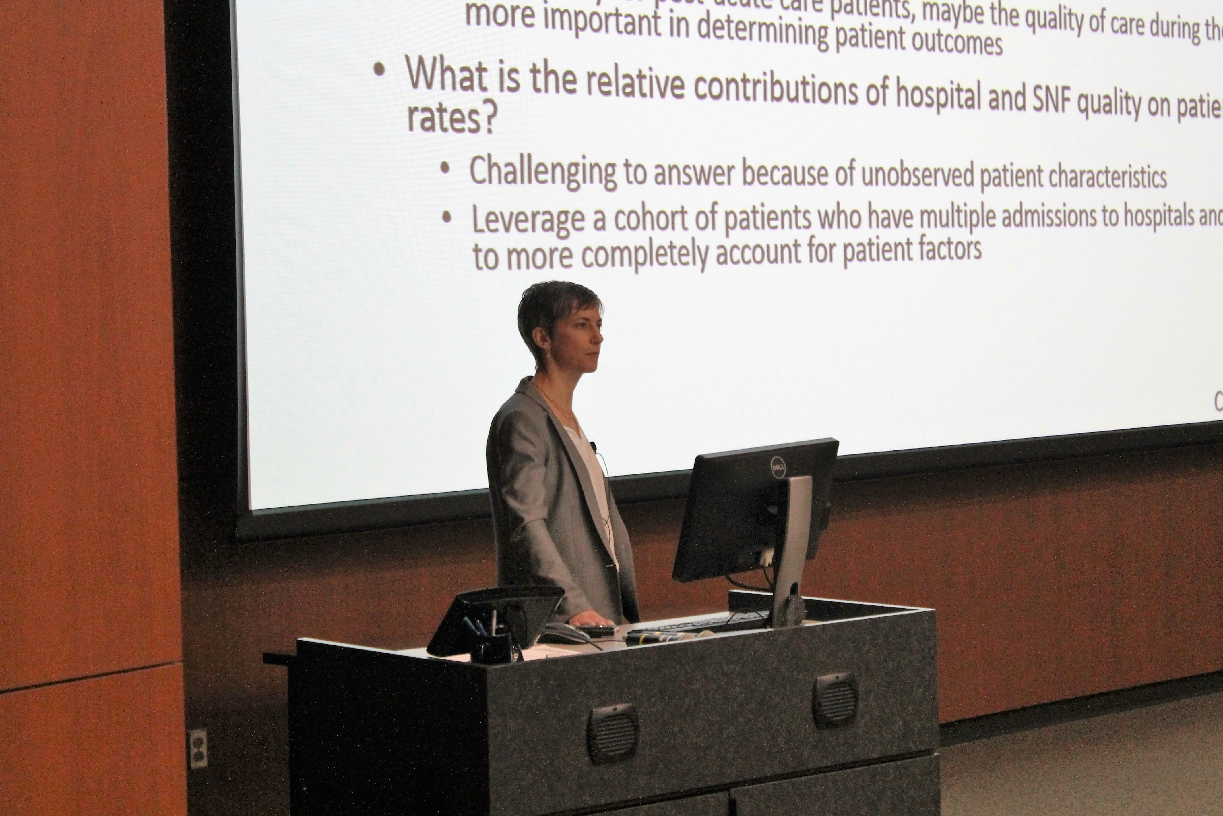 The 5th Annual Health Services Research Day – Improving Outcomes and